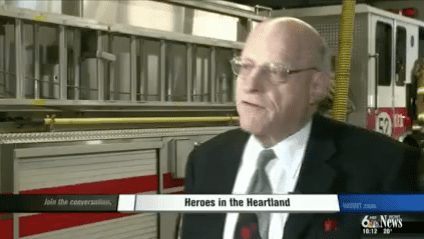 WOWT Interview - Ray Somberg
