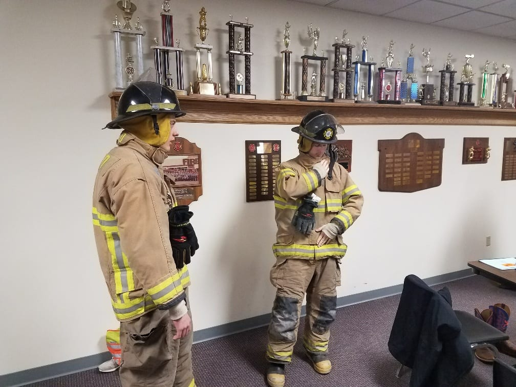 FRF Proud Sponsor of Firefighter Training Program for Youth
