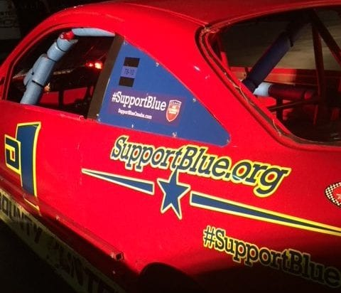 Tribute Lap at I-80 Speedway This Week Will Honor Fallen First Responders