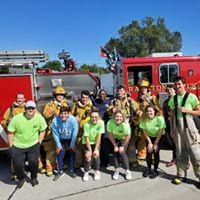 Congratulations to the graduates of the Tri-County Fire Corps Exploring Program