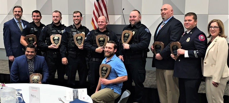 Congratulations to the 2019 ASIS Law Enforcement & Security Awards Winners!