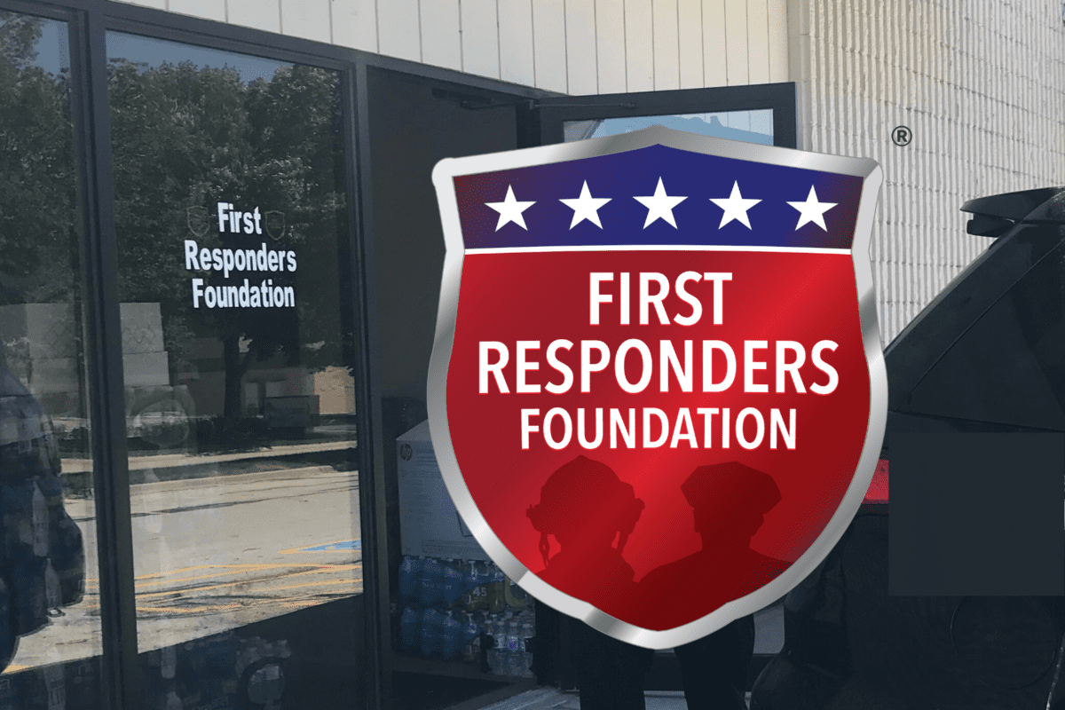 The First Responders Foundation Has A New Home