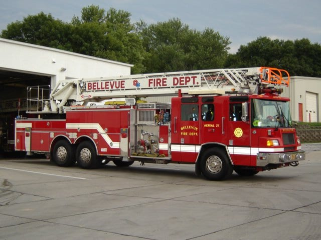 Bellevue Fire Department Procedures