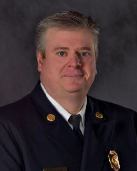 Assistant Chief Tim McCaw