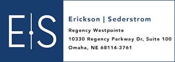 Erickson | Sederstrom Law Firm logo