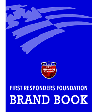 First Responders Foundation Brand Book Cover