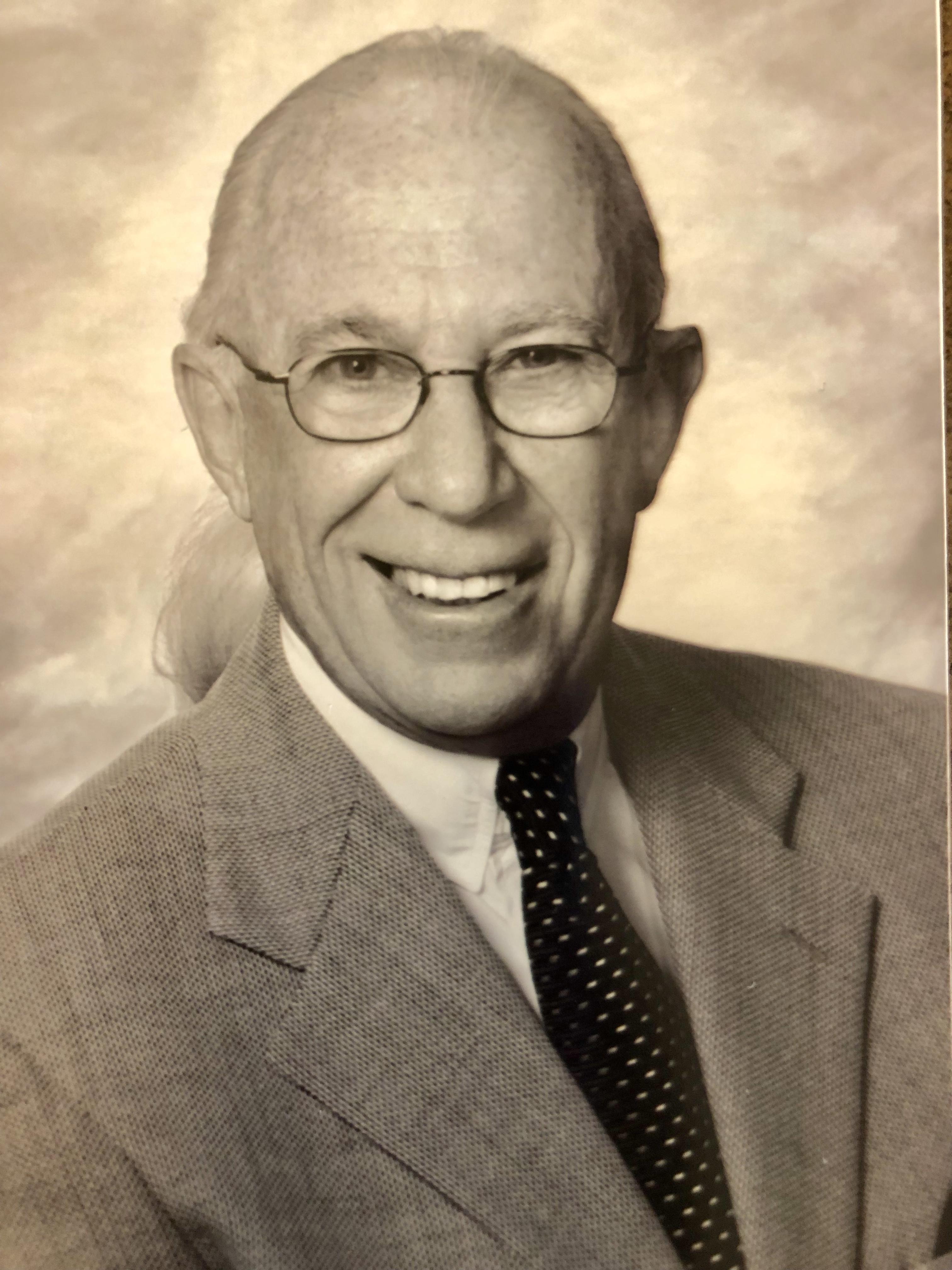 Honoring Jerry Hoberman