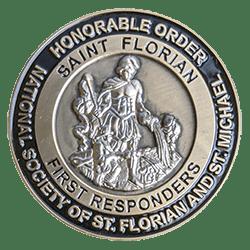 St Florian Coin