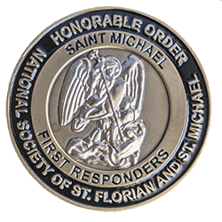 St Michael Coin
