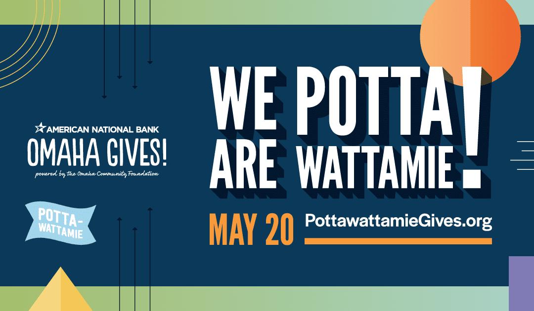 Pottawattamie Gives! May 20, 2020
