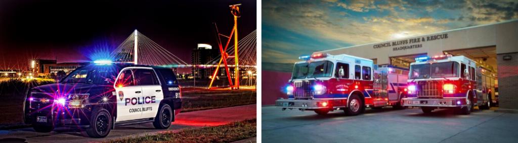 Council Bluffs Police-Fire
