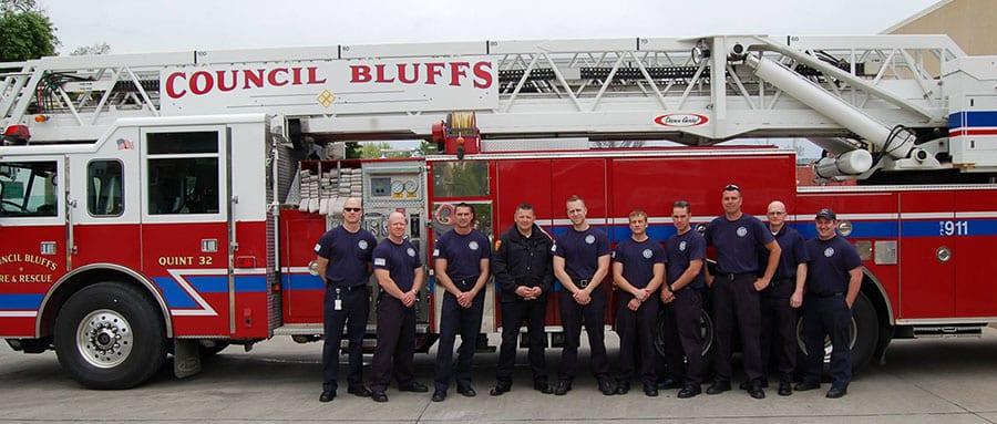 Council Bluffs Fire
