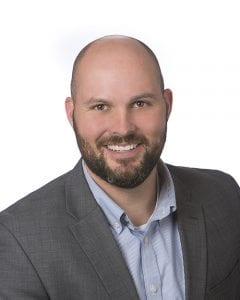 New Board Treasurer, Mike Corrigan