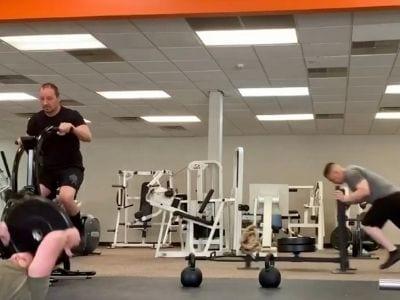 Adam's Community Workout 400 x 300