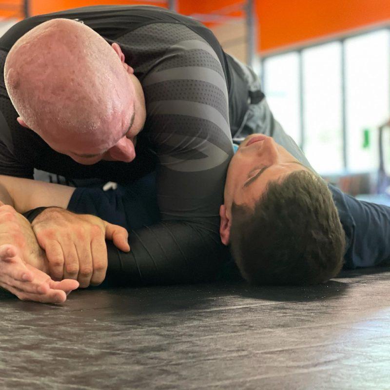 Law Enforcement Jiu-Jitsu Training at the FRF