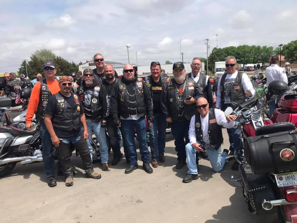 The American Legion Riders Post 374 Supports JAVELAN in Significant Ways